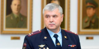 Юрий Дроганов - глава ГИБДД г.Москвы