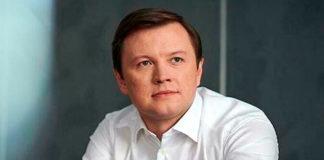 Владимир Ефимов - заммэра Москвы по вопросам экономической политики и имущественно-земельных отношений