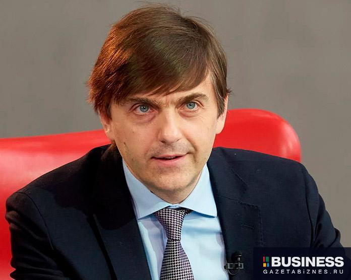 Кравцов Сергей - Министр просвещения Российской Федерации