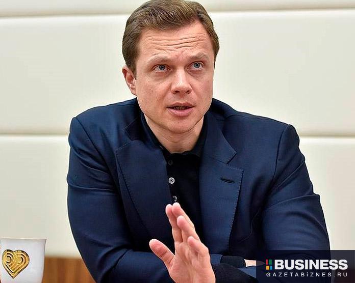 Максим Ликсутов - руководитель Департамента транспорта и развития дорожно-транспортной инфраструктуры города Москвы