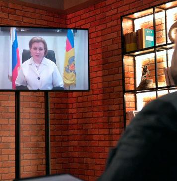 Анна Попова - глава Роспотребнадзора