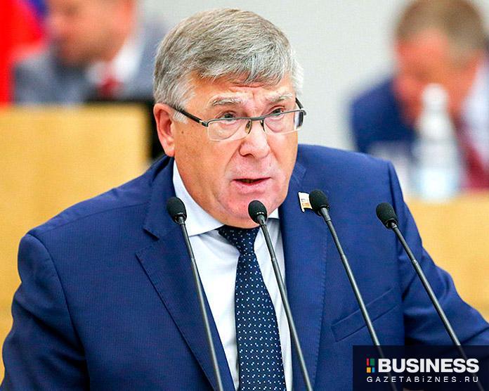 Валерий Рязанский - заместитель председателя Комитета Совета Федерации по социальной политике