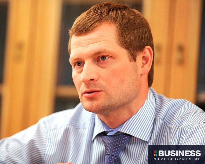 Константин Тимофеев - гендиректор Фонда защиты прав граждан-участников долевого строительства