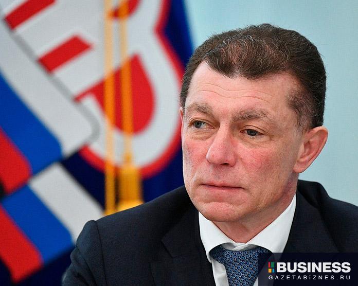 Максим Топилин, глава ПФР