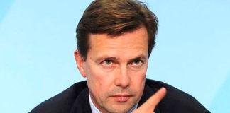 Штеффен Зайберт, представитель кабмина ФРГ
