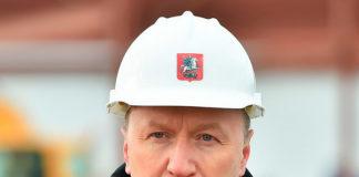Андрей Бочкарев, заместитель мэра Москвы по градостроительной политике и строительству
