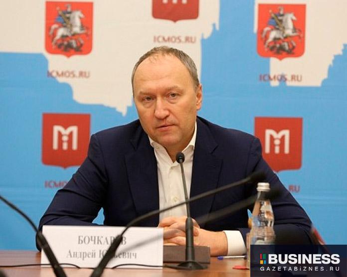 Андрей Бочкарёв, заместитель мэра Москвы по вопросам градостроительной политики и строительства