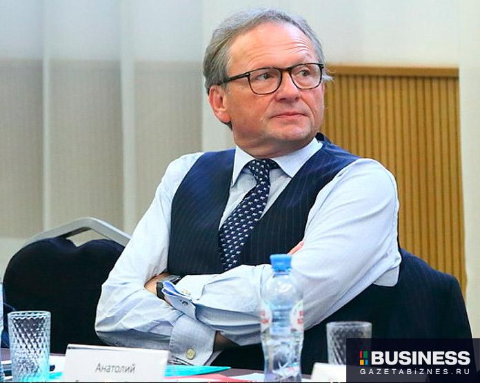 Бизнес омбудсмен Борис Титов
