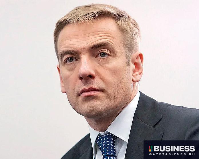 Виктор Евтухов, замминистра промышленности и торговли РФ