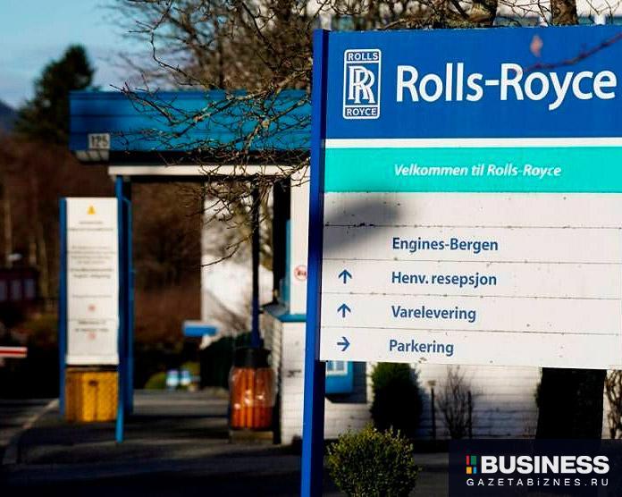 Принадлежащий Rolls-Royce норвежский завод по выпуску двигателей Bergen Engines
