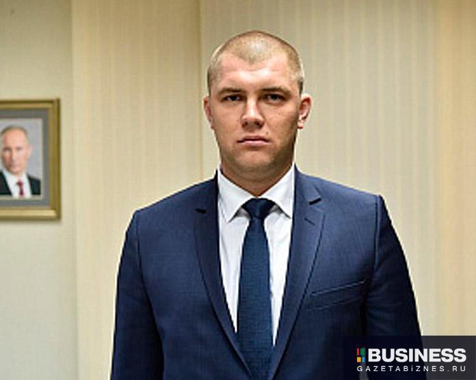 Денис Юрковский, первый заместитель главы администрации Сочи