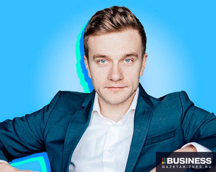 CEO Dbrain Дмитрий Мацкевич