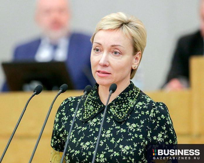 Ольга Скоробогатова, зампредседателя ЦБ