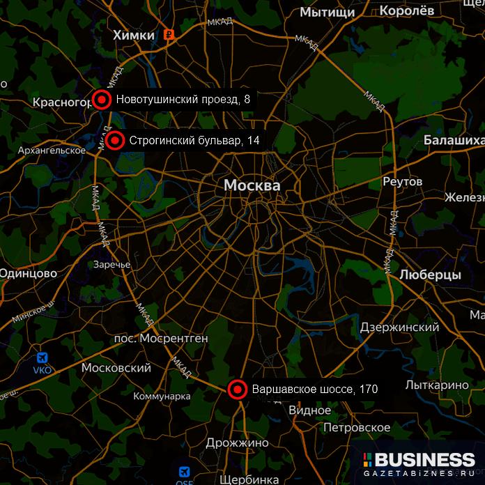В Москве закрыли три платные парковки