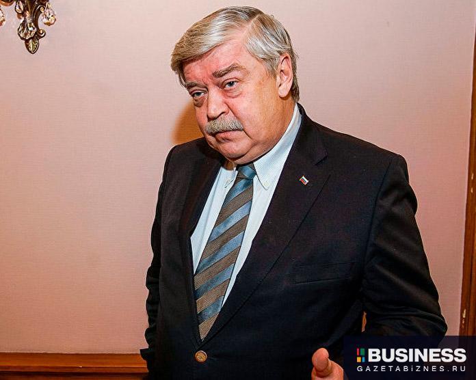 посол России в Беларуси Евгений Лукьянов