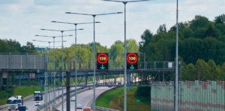 """Изменения скоростного режима на трассе М-11 """"Нева"""""""
