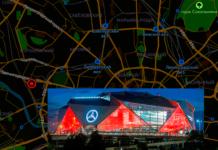 Mercedes-Benz - 1 Магистральный проезд, вл.9