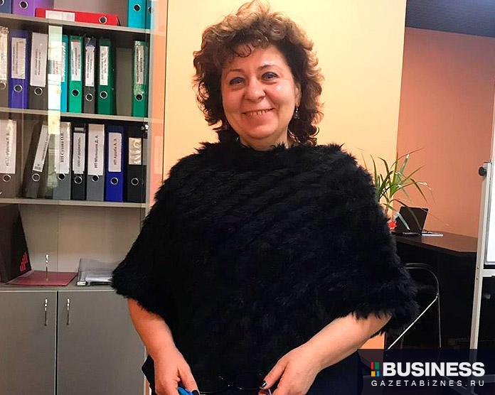 Марина Миронова главный бухгалтер TOPGRADE