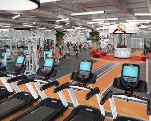 Фитнес-клуб World Class в Сколково