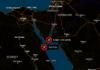 выполнение регулярных рейсов из Москвы в Хургаду и Шарм-эль-Шейх
