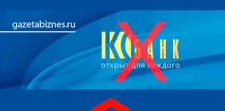 """КС БАНК и банк """"Восточный"""""""