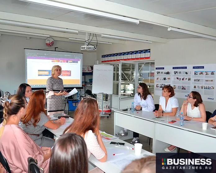 Встреча самых активных предпринимателей Одинцовского городского округа в техническом центре «ВОЛИН»
