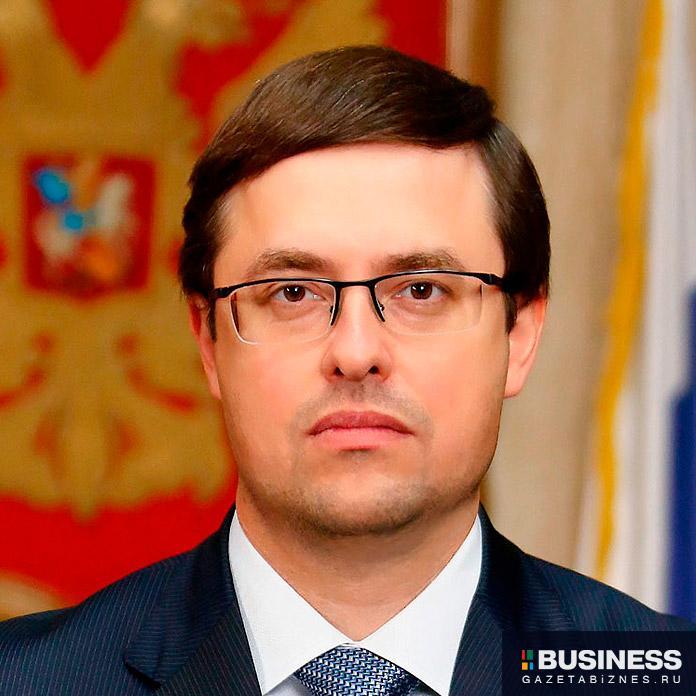 Алексей Лащёнов, начальник Управления налогообложения имущества ФНС России